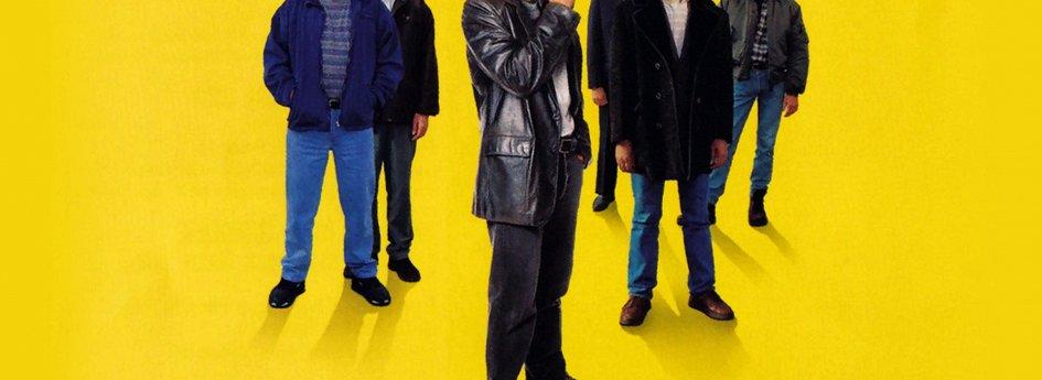 Кино: «Мужской стриптиз»