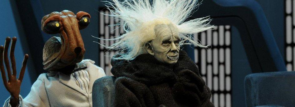 Кино: «Робоцып: Звездные войны-2»