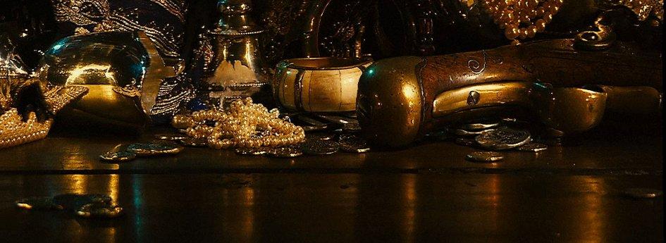 Кино: «Сокровища капитана Флинта»