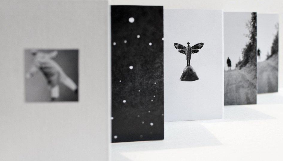 Выставки: Рецидив частного. Фотокнига: персональная история как отпечаток времени