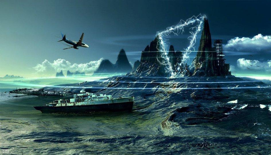 Кино: «Тайны Бермудского треугольника»