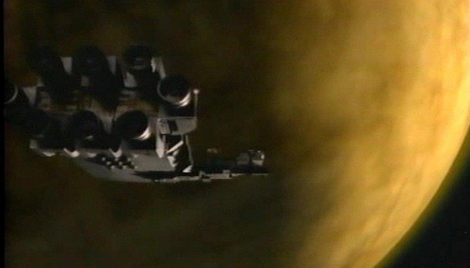 Кино: «В космической ловушке»