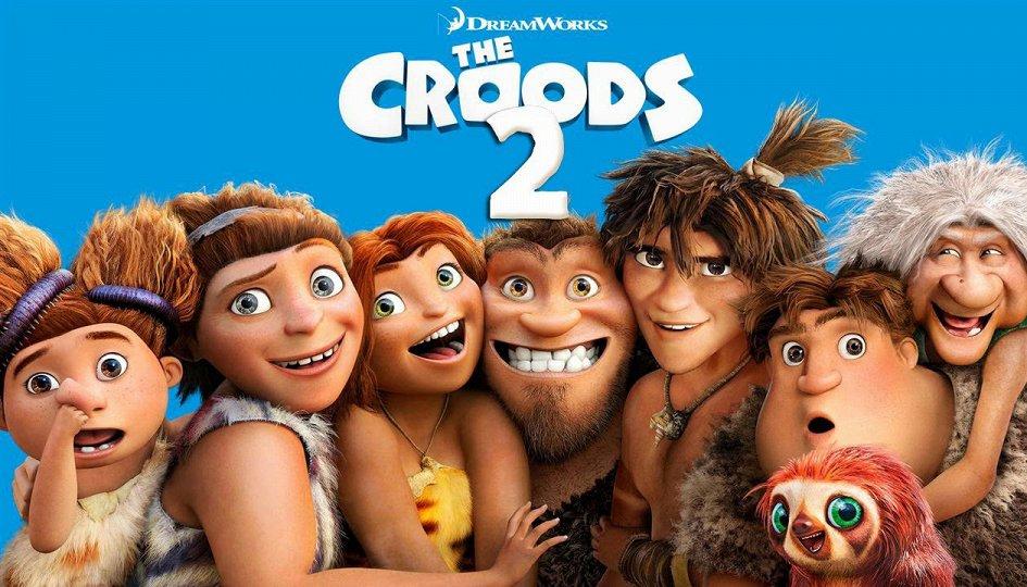 Семейка Крудс 2 мультфильм 2019 | дата выхода в 2019 году