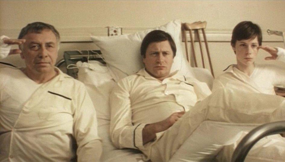 Кино: «Отцы и деды»