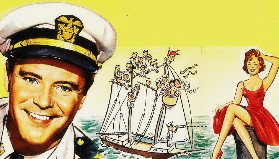 Кино: «Самый дурацкий корабль в армии»
