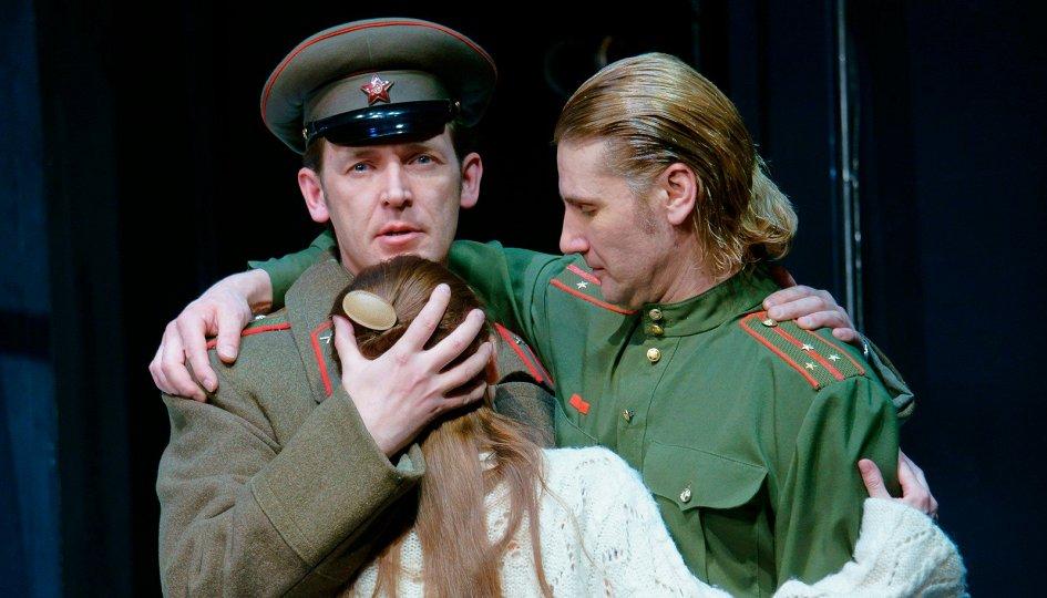 Театр: Мой бедный Марат, Иркутск