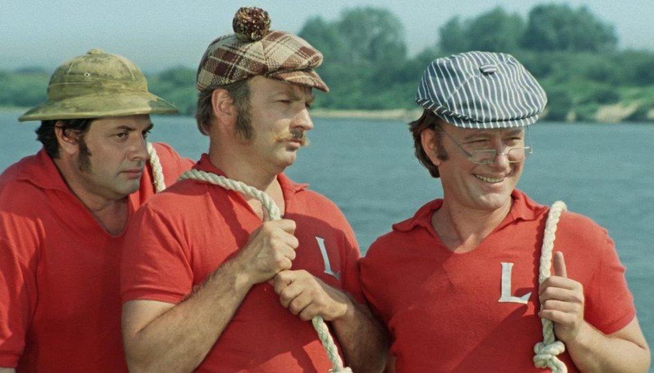 Кино: «Трое в лодке, не считая собаки»
