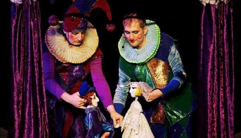 Театр: Дикие лебеди