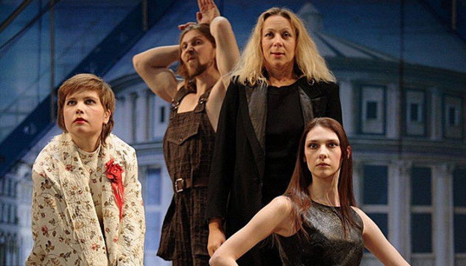 Театр: Оперетта понарошку
