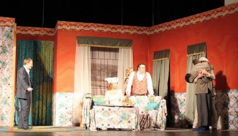 Театр: Идеальная жена