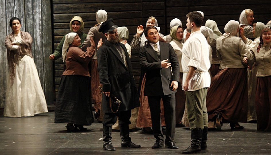 Театр: Леди Макбет Мценского уезда