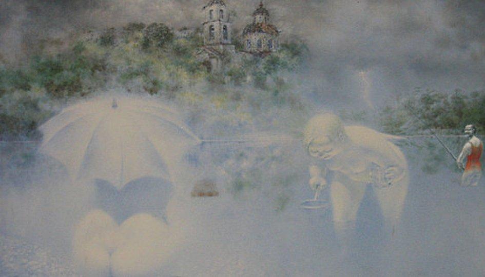 Выставки: Василий Ситников и его школа