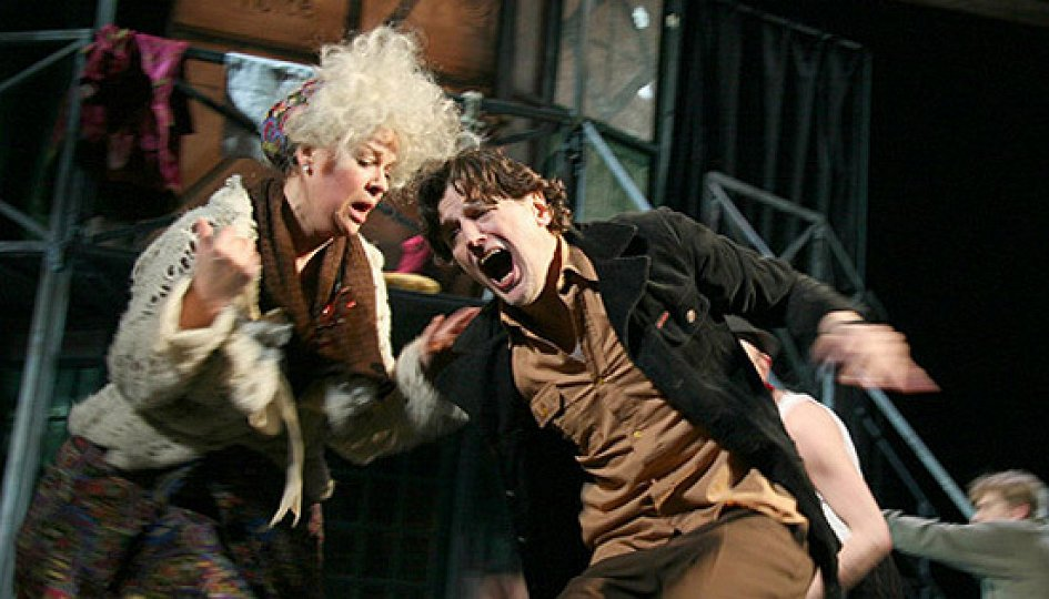 Театр: Шум за сценой