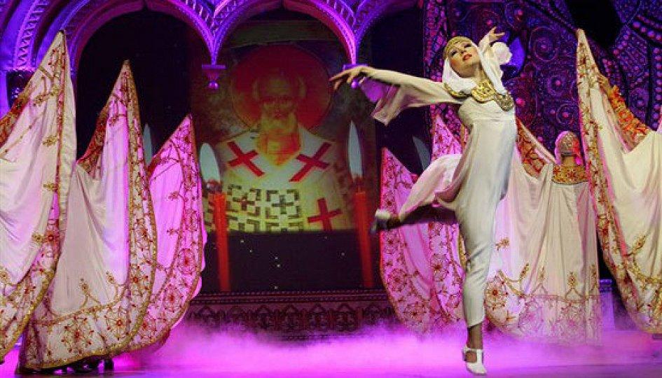 Театр: Национальное шоу России «Кострома», Москва