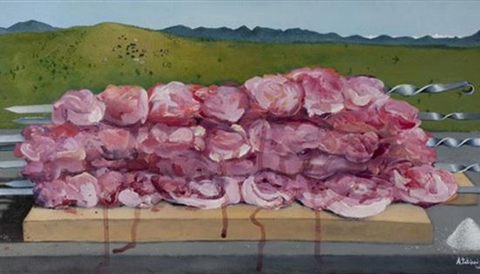 Выставки: Антон Тотибадзе. Все как у людей