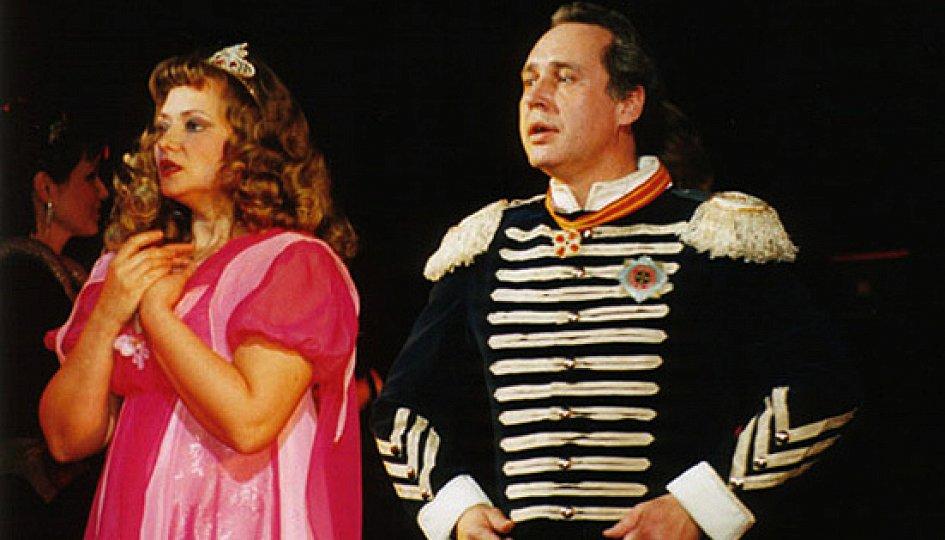 Театр: Юнона и Авось, Иркутск