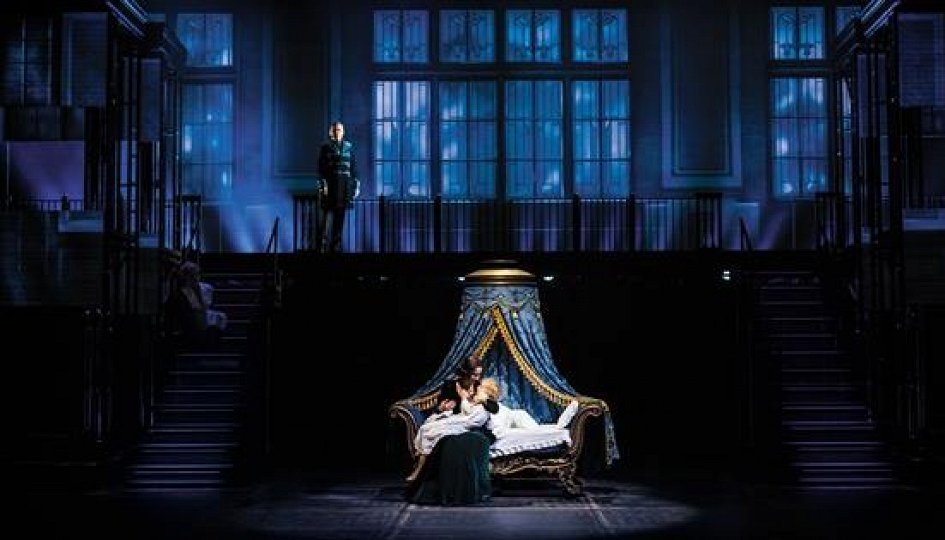 Театр: Анна Каренина, Москва
