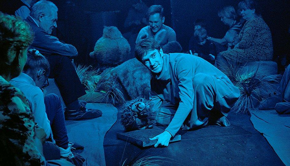 Театр: Сказка с закрытыми глазами «Ежик в тумане», Москва