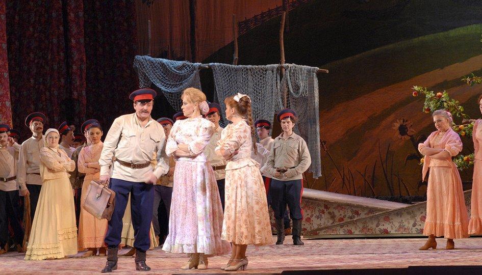 Театр: Бабий бунт, Ростов-на-Дону