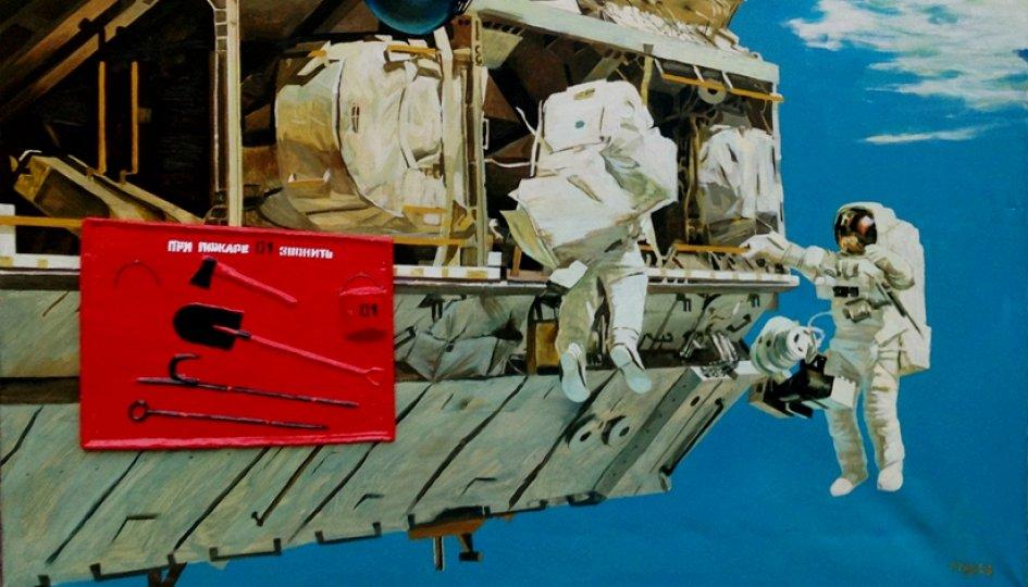 Выставки: Андрей Рудьев. Моно/хром