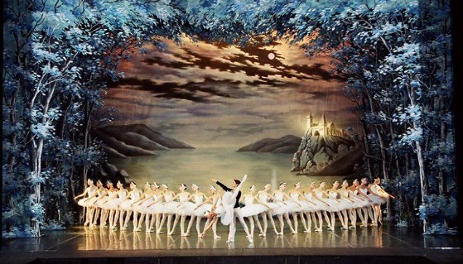 Театр: Лебединое озеро