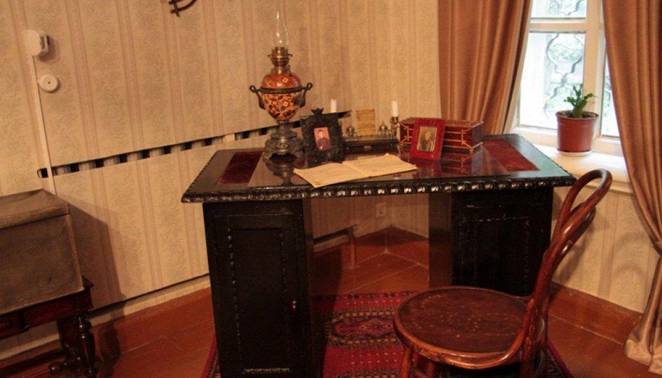Выставки: Жизнь и творчество Д.Н.Мамина-Сибиряка