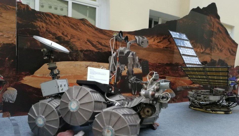 Выставки: Открытый космос