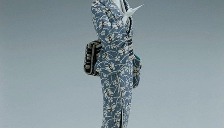 Выставки: Под ветвями цветущей сакуры. Куклы Оно Хацуко
