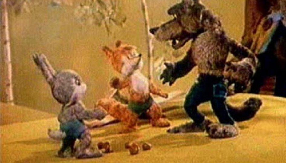 Кино: «Чьи в лесу шишки?»