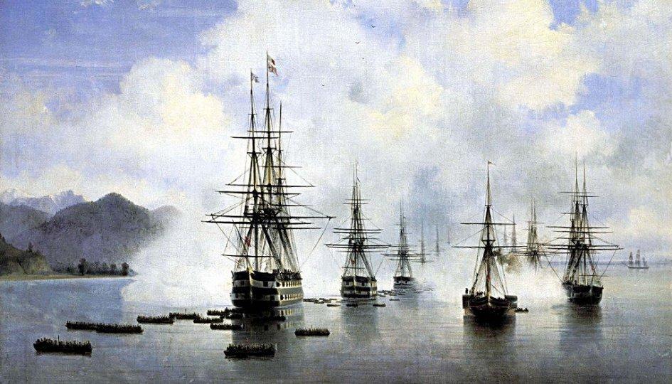 Выставки: Русское искусство первой половины XIX века