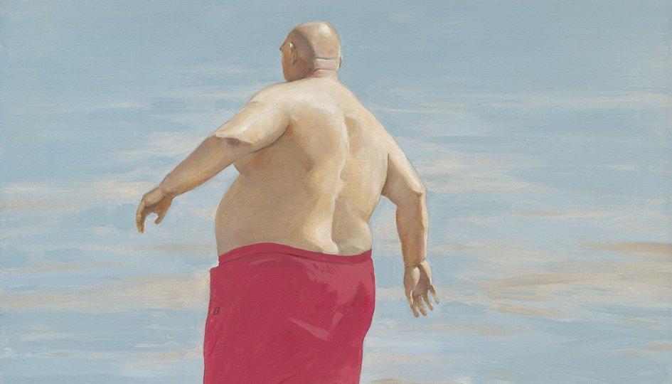 Выставки: Андрей Новиков. Солнечный удар