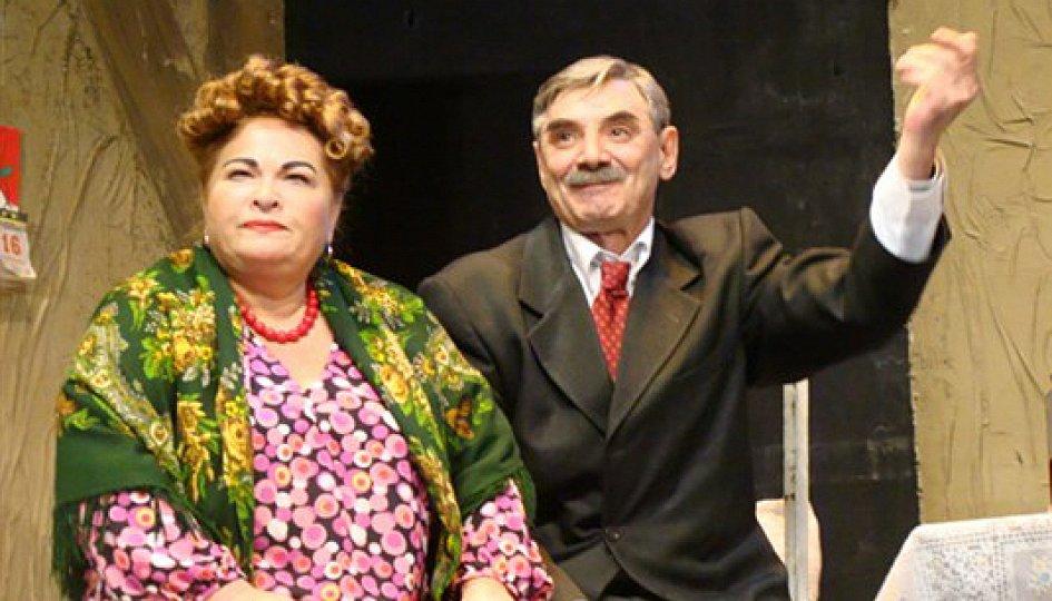 Театр: Любовь — не картошка, не выбросишь в окошко