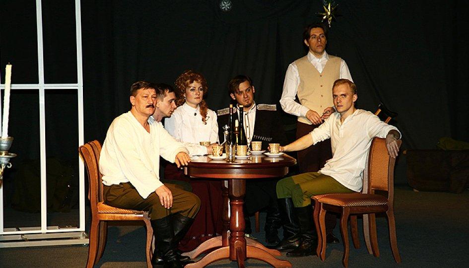 Театр: Дни Турбиных