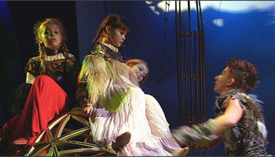 Театр: Лиромания, Москва