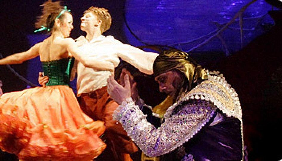 Театр: Коррида, или Роман с бессонной ночью
