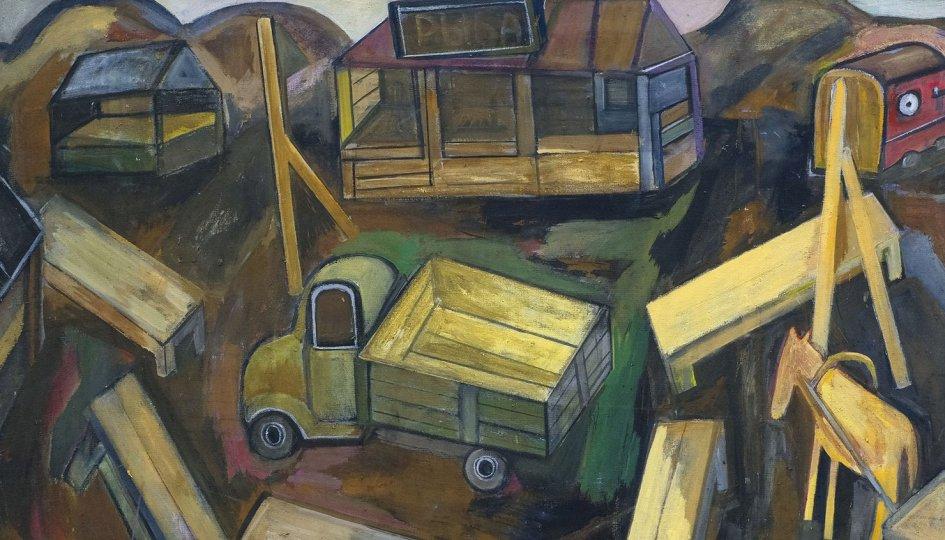 Выставки: Михаил Назаров