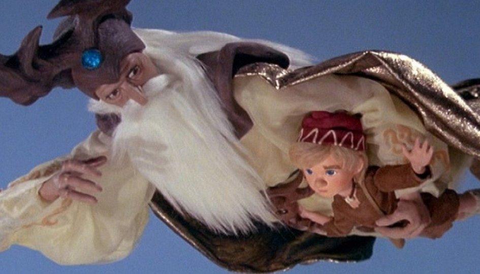 Кино: «Приключения Санта-Клауса»