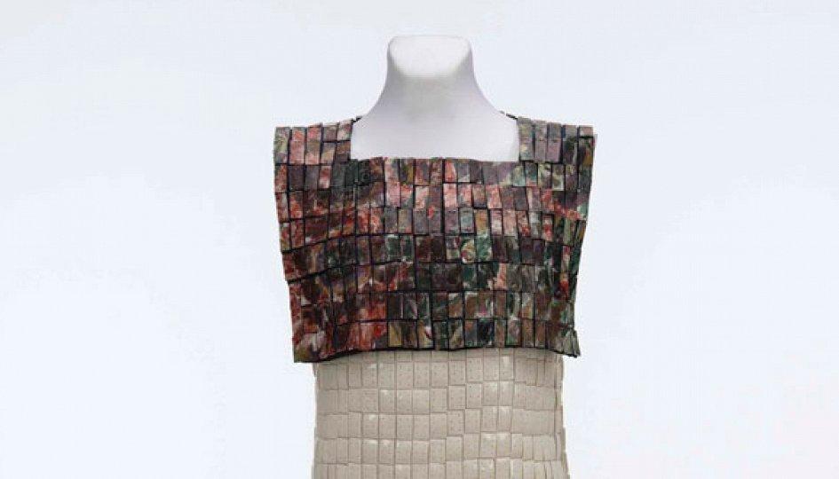 Выставки: Фарфоровая мода от Татьяны Чапургиной