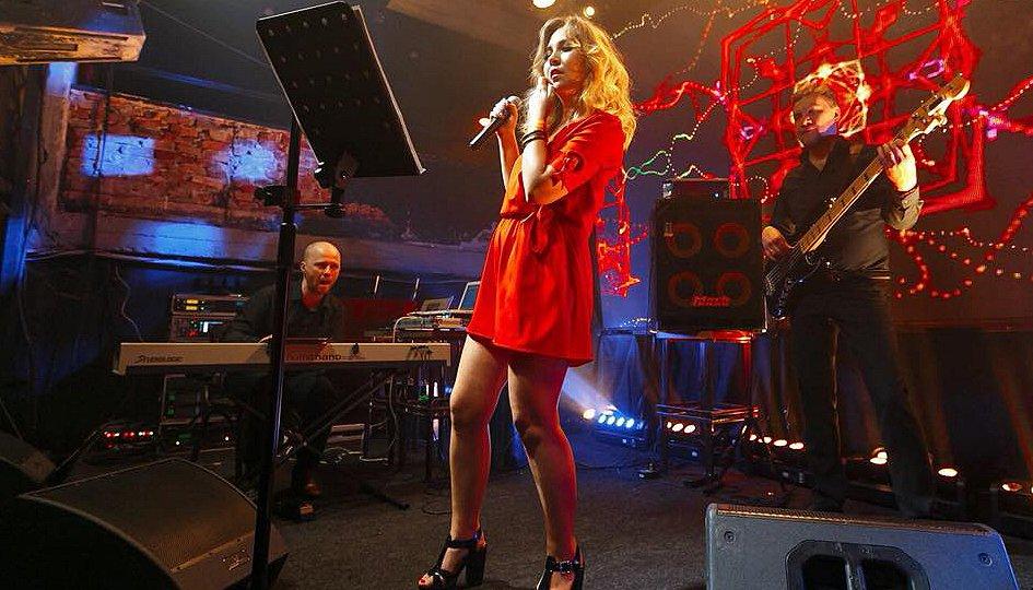 Концерты: «Посвящение Beyonce»: Юлия Дьячковская