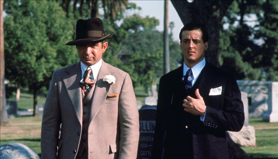 Кино: «Нитти-гангстер»