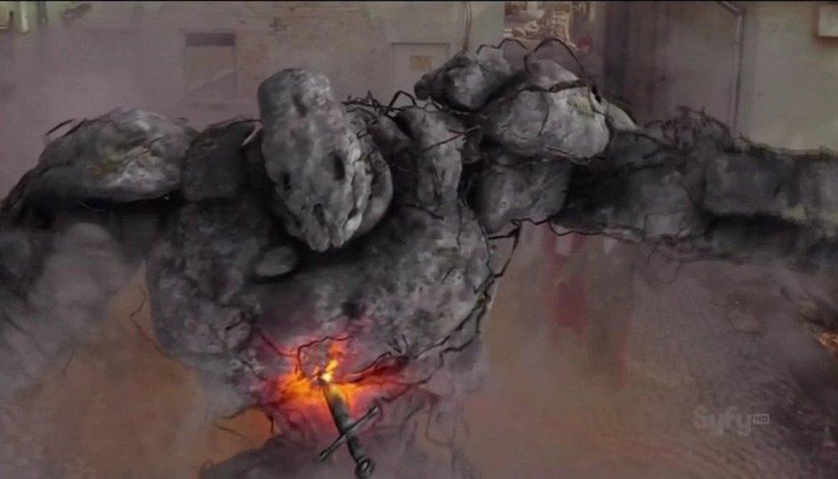 Кино: «Каменный монстр»