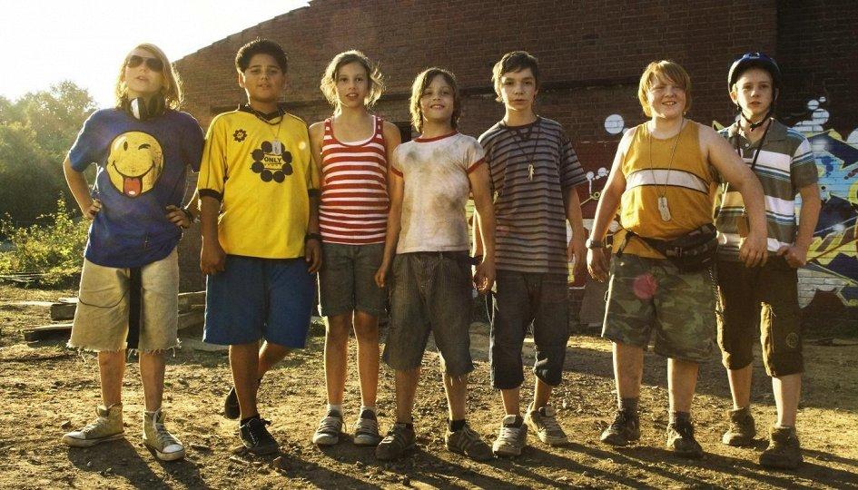 Кино: «Деревенские крокодилы»