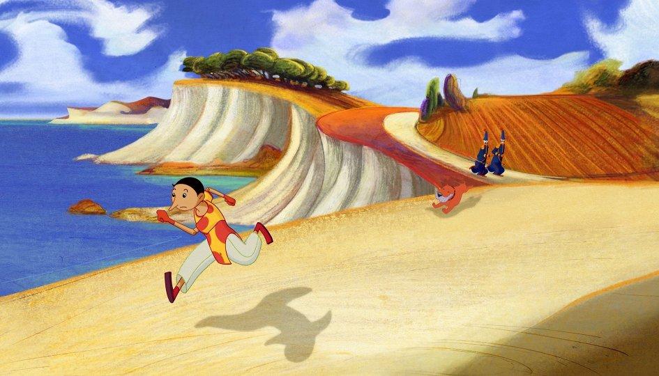 Кино: «Пиноккио»