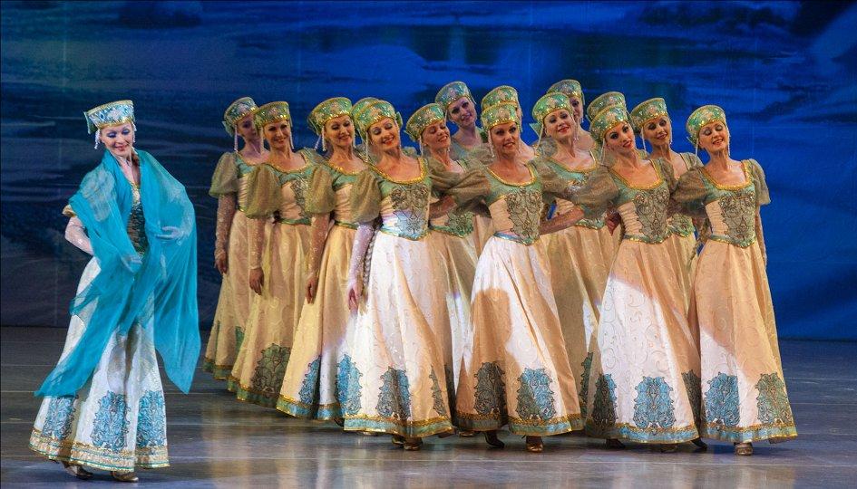 Концерты: Ансамбль танца Сибири им. Михаила Годенко