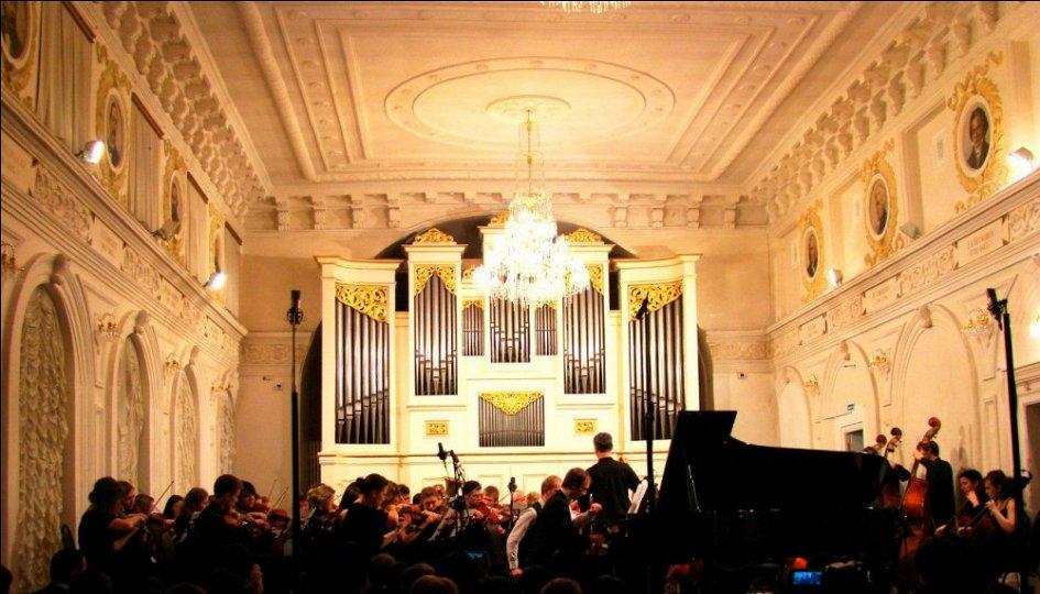 Концерты: Концерт ассистента-стажера К. Часовских