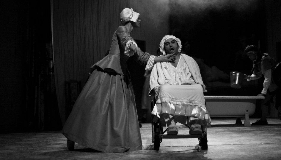 Театр: Мнимый больной, Омск
