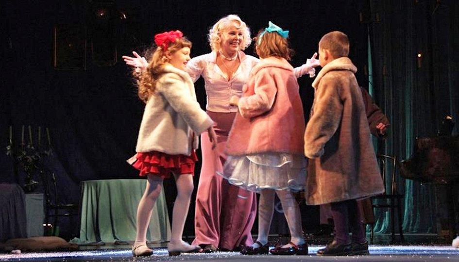 Театр: Кукольный дом, Челябинск
