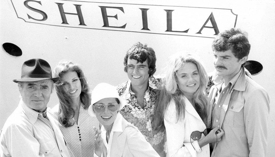 Кино: «Последний круиз на яхте «Шейла»»