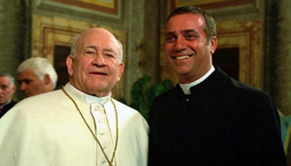 Кино: «Папа Иоанн ХХII»