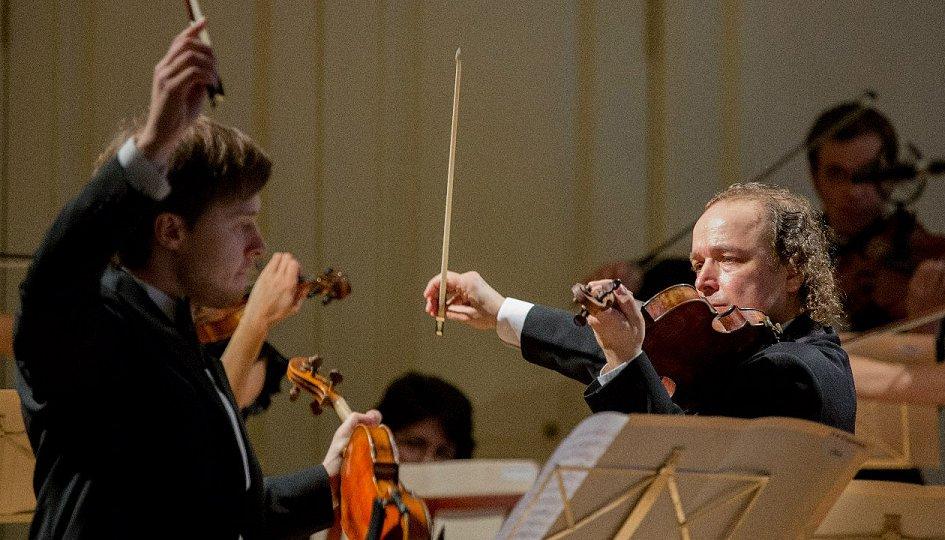 Концерты: Камерный оркестр Михайловского театра